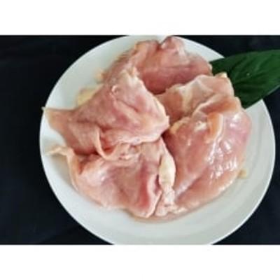 【小竹町】はかた地どり むね肉(約1kg)