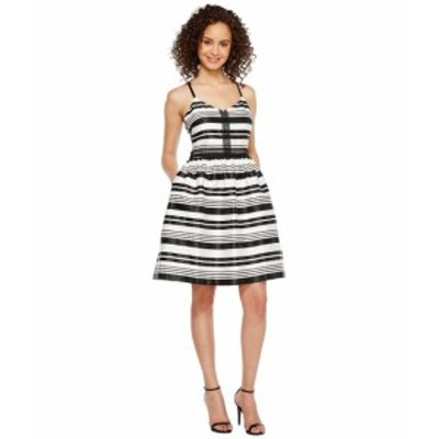 Jessica Simpson ジェシカシンプソン ドレス 一般 Striped Party Dress JS7A9599