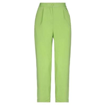 BLUKEY パンツ ライトグリーン 42 コットン 98% / ポリウレタン 2% パンツ