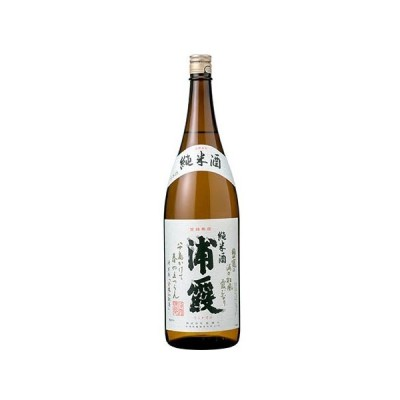 浦霞 純米酒1.8L