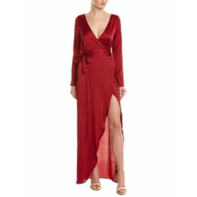 For Love & Lemons フォーラブ&レモンズ ファッション ドレス For Love & Lemons X Jaime King Lydia Wrap Dress