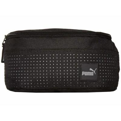 プーマ ボディバッグ・ウエストポーチ バッグ メンズ Evercat Surface Waist Pack Bag Black/Silver