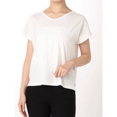 【公式】dazzlin(ダズリン)basic Vneck B-ribon Tシャツ