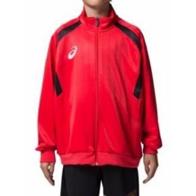 アシックス Jr.トレーニングジャケット(2104a019-600)