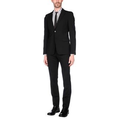プラダ PRADA スーツ ブラック 46 バージンウール 97% / ポリウレタン 3% スーツ