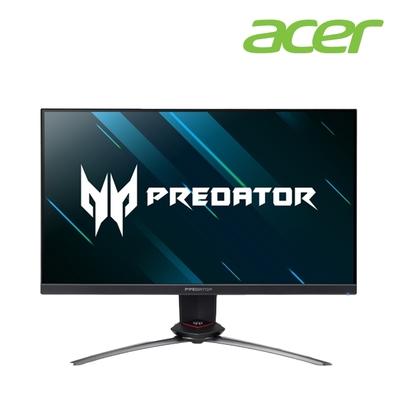 (福利品)Acer XB273U GX 27型2K IPS極速電競螢幕 240Hz G-Sync相容