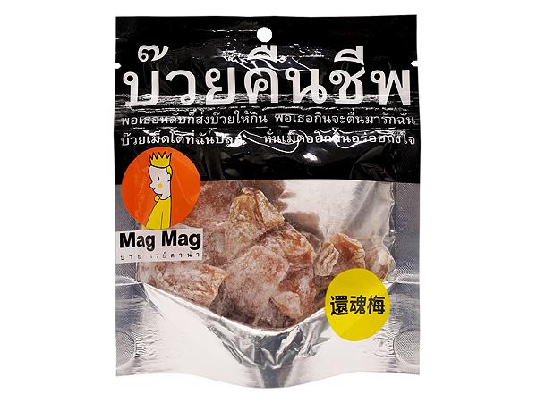 MAG MAG~泰國特製梅子(還魂梅)40g【D000061】泰國頭等艙梅子