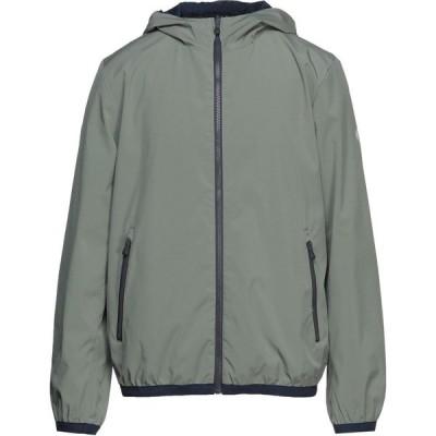 ピープルオブシブヤ PEOPLE OF SHIBUYA メンズ ジャケット アウター Jacket Military green