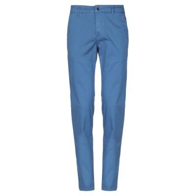 CAMOUFLAGE AR AND J. パンツ ブルー 31 コットン 97% / ポリウレタン 3% パンツ