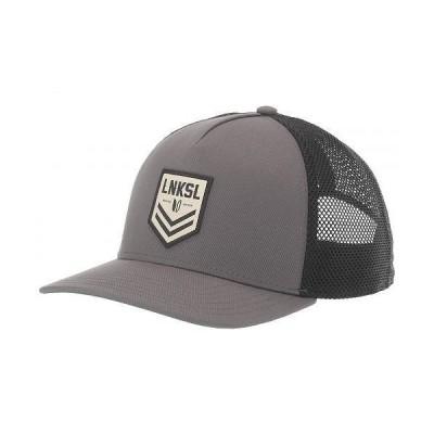 Linksoul リンクソウル メンズ 男性用 ファッション雑貨 小物 帽子 The Sarge Patch Hat - Grey