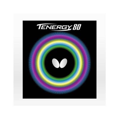 バタフライ(Butterfly) 卓球ラバー テナジー 80 赤 裏ソフト 5930 (メンズ、レディース、キッズ)