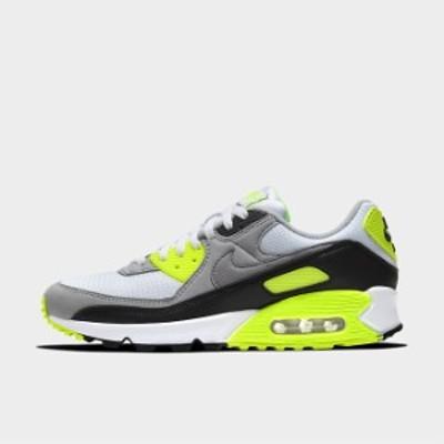 ナイキ メンズ エアマックス 90 Nike Air Max 90 スニーカー White/Particle Grey/Light Smoke Grey