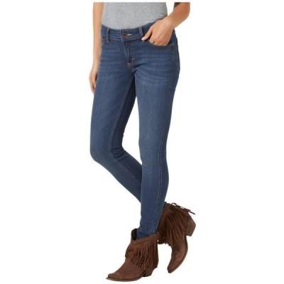 ユニセックス パンツ Retro Mid-Rise Skinny Mae Jeans