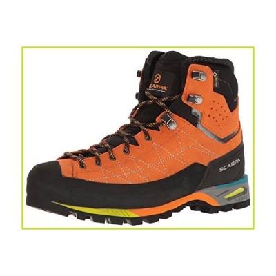 Scarpa メンズ Zodiac Tech GTX 登山ブーツ US サイズ: 11.5-12 カラー: グレイ【並行輸入品】