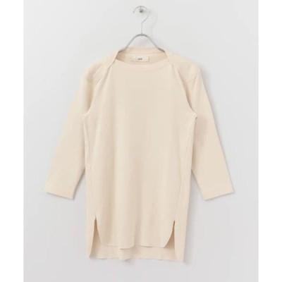 URBAN RESEARCH DOORS / アーバンリサーチ ドアーズ unfil vintage cotton b/n T-shirts