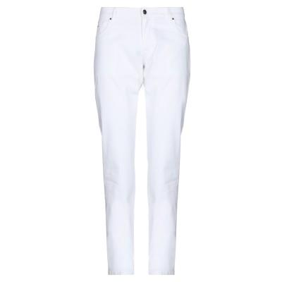 ベルウィッチ BERWICH パンツ ホワイト 36 コットン 98% / ポリウレタン 2% パンツ