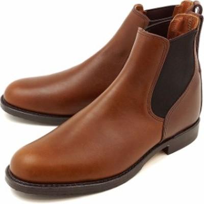 レッドウィング ミルワン コングレス ブーツ REDWING Mil-1 Congress Boots Teak Featherstone 靴 [9078]