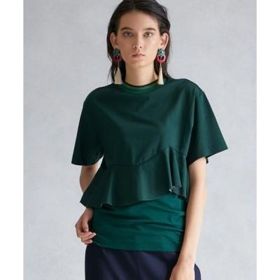 tシャツ Tシャツ 【TOGA PULLA(トーガプルラ)】カノコトップス TP01-JK249