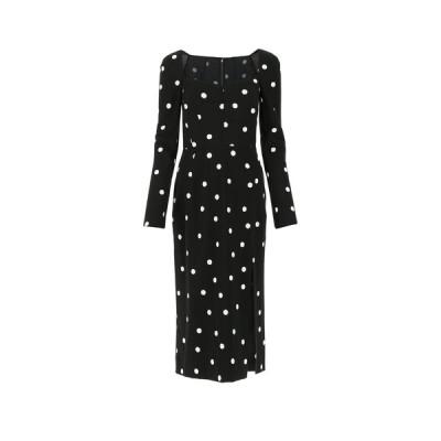 ドルチェ&ガッバーナ レディース ワンピース トップス Dolce & Gabbana Polka Dots Dress -