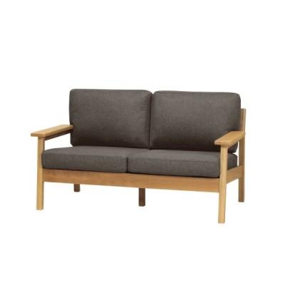 シーヴ マージ ソファ 2人掛け ダークグレー SIEVE merge sofa 2seater dark grey / おしゃれ