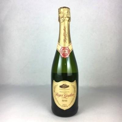 スパークリングワイン スペイン ロジャーグラート カヴァ ゴールド ブリュット 750ml