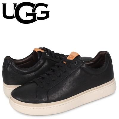 UGG アグ スニーカー カリ スニーカー ロー メンズ CALI SNEAKER LOW ブラック 黒 1094654