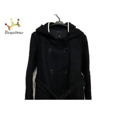 ダジリータ D'agilita コート サイズ38 M レディース 美品 ダークネイビー 冬物   スペシャル特価 20210218