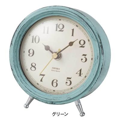 """置時計""""エアリアルレトロミニ"""""""