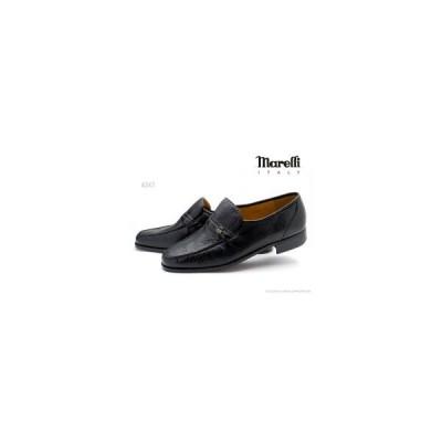 マレリー Marelli 4347 メンズ ビジネスシューズ 本革 ペッカリー 最高級靴 Marelli Refreshoe AFI マレリー リフレッシュー オートフィット インソール