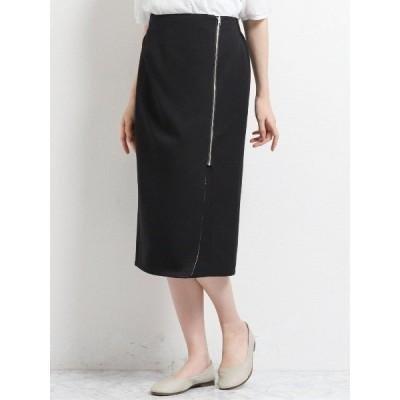 スカート エムエフエディトリアルレディース/m.f.editorial:Women リバーシブル2WAYタイトスカート