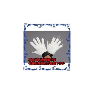 【代引不可】【個人宅配送不可】ESCO(エスコ) [LL] 手袋(指先すべり止付・合成皮革/黒) EA353BJ-78 [ESC008517]