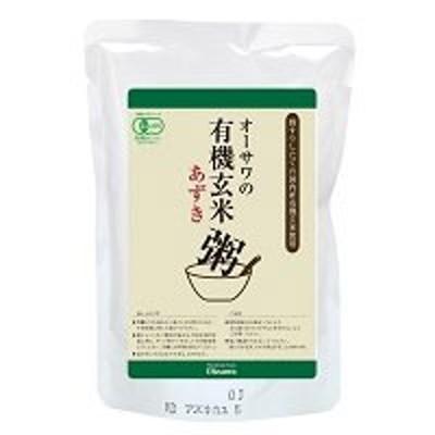 有機玄米あずき粥(200g)【オーサワジャパン】
