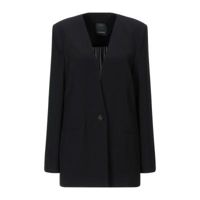 ピンコ PINKO テーラードジャケット ブラック 40 ポリエステル 100% テーラードジャケット