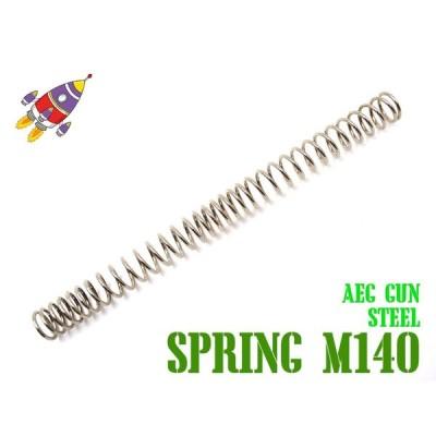 ROCKET AIRSOFT カスタムスプリング 不等間ピッチ M140 SHS 電動ガン スタンダード SHS ロケット M4A1 AK G36