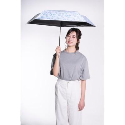 """MOONBAT / 晴雨兼用折りたたみ傘 """"ドットフラワー"""" WOMEN ファッション雑貨 > 折りたたみ傘"""