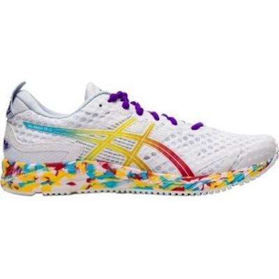 アシックス レディース スニーカー シューズ ASICS Women's GEL-NOOSA TRI 12 Running Shoes White/Multi