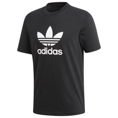 アディダス adidas Originals メンズ Tシャツ トップス Trefoil T-Shirt Black