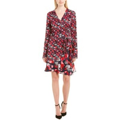 ダイアン フォン ファステンバーグ レディース ワンピース トップス Diane von Furstenberg Elita Silk Wrap Dress floating florals