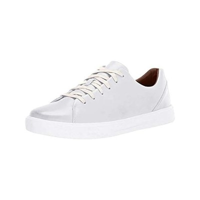 Clarks Un Costa Lace White Leather 8