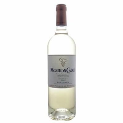 お中元 ギフト 白ワイン バロン・フィリップ・ド・ロスチャイルド ムートン・カデ・ブラン 白 750ml フランス