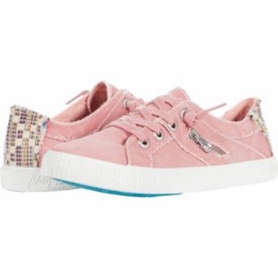 ブローフィッシュ Blowfish レディース スニーカー シューズ・靴 Fruit Dusty Pink Smoked Canvas