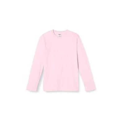 (ユナイテッドアスレ)UnitedAthle 5.6オンス 長袖Tシャツ 501001 [メンズ] 576 ベビーピンク M