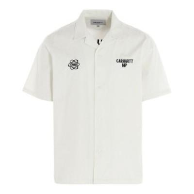 CARHARTT WIP/カーハート ダブリューアイピー White Cartograph' shirt  メンズ 春夏2021 I028806D600 ju