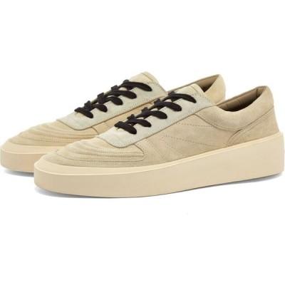 フィアオブゴッド Fear Of God メンズ スニーカー シューズ・靴 skate low White/Grey