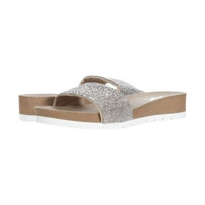 Anne Klein アン クライン レディース 女性用 シューズ 靴 サンダル Sport Glynis - Crystals