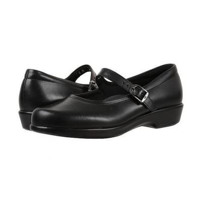 SAS サス レディース 女性用 シューズ 靴 フラット Maria - Black