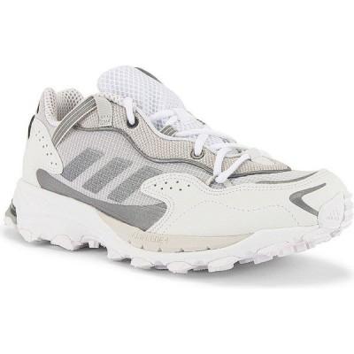 アディダス adidas STMNT メンズ スニーカー シューズ・靴 response hoverturf gf6100am Core White A/Silver Met