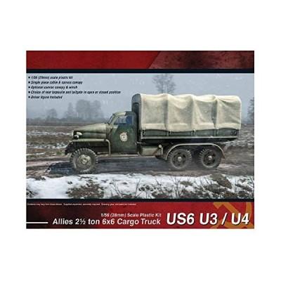 RUBICON MODELS 1/56 スチュードベーカーUS6 U3/U4 プラモデル RB0035輸入品