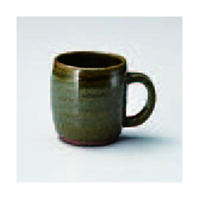 灰釉唐津 タル型マグカップ 579-10-084