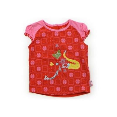 オイリリー Oilily Tシャツ・カットソー 90サイズ 女の子 子供服 ベビー服 キッズ
